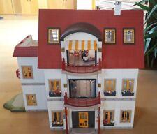 Playmobil Wohnhaus 4279 mit Erweiterungen und Möbel / Einrichtung
