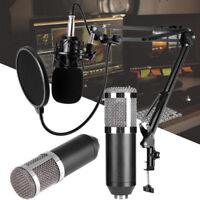 BM-800 Professional Broadcasting Studio Recording Condenser Microphone Mic  .!
