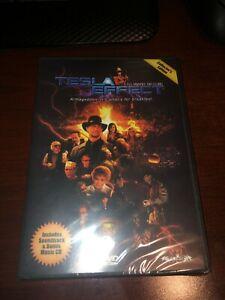 Tesla Effect: A Tex Murphy Adventure Collector's Edition Ultra Rare DVD + shirt