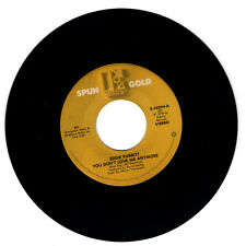 EDDIE RABBITT You Don't Love Me Anymore VG+ 45 RPM REISSUE