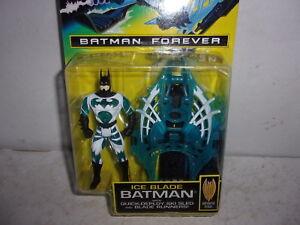 1995 Batman Forever - Ice Blade Batman w/ Quick-Deploy Ski Sled & Blade Runners