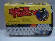 Dick Tracy Bed Twin Sheet set