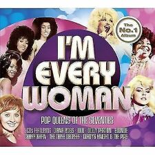 Sony Music - I'm Every Woman Pop Queens Of The Seventies
