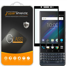 2xSupershieldz for BlackBerry KEY2 LE Full Cover Tempered Glass Screen Protector
