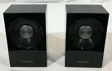 New listing Set of (2) Samsung Ps-Rc5500 Rear Surround Speakers For Ht-J5500W System Tested