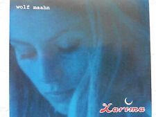 "Wolf Maahn   Karima   5"" Maxi - CD   3 Tracks   2004  ultra rar!!! Fieber Total"