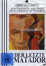 DVD NEU/OVP - Der letzte Matador - Anthony Quinn & Maureen O'Hara