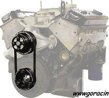Jones Racing,SBC 602/604 Crate Engine,Motor Serpentine Water Pump Drive Kit ~