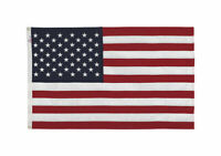 Valley Forge  American  Flag  36 in. H x 60 in. W - Case Pack of 6