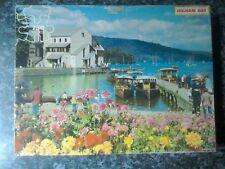 Vintage Ingham day Cumbria 750 piece jigsaw puzzle
