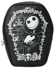 Disney The Nightmare Before Christmas Jack Skellington Coffin Backpack