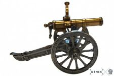 "Civil War Gatling Gun Metal Display Model 6.88"" USA 1861 Mini Reproduction New"
