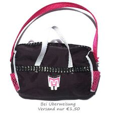 Monster High Puppen Doll Gym Bag Tasche Toralei Ghoulia Fearleading Cheerleader