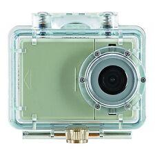 1080p azione sport impermeabile videocamera HD + scheda SD, CASCO MANUBRIO