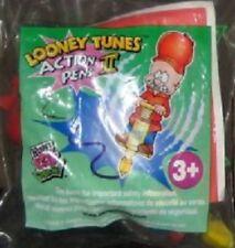 2001 Wendy's Kids Meal Toy Looney Tunes Action Pens II ELMER FUDD    NIP  B2