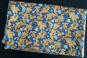 Quilting Fabric, William Morris, One Large (6-1/2 Yard)  Piece