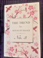HOUSE of SILLAGE THE TREND No.3 Eau de Parfum Spray Women 6ml NeW  set of two