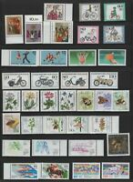 Germany Berlin Awesome Collection 48 diff Semi-Postal compl. Sets Christmas MNH