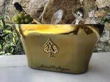 Armand De Brignac Champagne Vasque Bucket Vintage Original Pewter Style  Used
