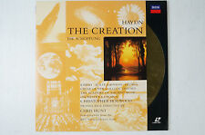 Haydn The Creation Die Schöpfung Kirkby Johnson George Hogwood 1 Disc LD6