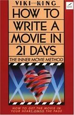 How to Write a Movie in 21 Days: The Inner Movie M
