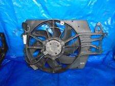 FORD ESCORT MK6 1.6 16V RADIATOR / ENGINE COOLING FAN 1998 TO 2001 SHAPE AC TYPE