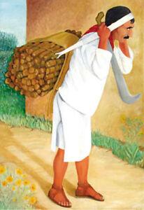 WOMAN MAKING TORTILLA Mexican Latino Hispanic Poster Art Size 24x36 NEW