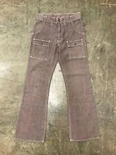 """Vintage Levi's 676 Big E, Flare Cut Corduroy Pants W30� x L30"""""""