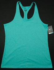 Nike Women's XL - DRY TRAINING TANK TOP - Mint Green 648567 405