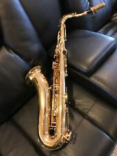 Tenor Saksophone Yamaha YTS-475 with hard case and lock