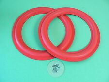 SOUND DYNAMICS 10S ANGLE ATTACH SPEAKER REPLACEMENT FOAM SURROUNDS - MADE IN USA
