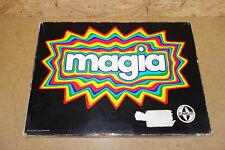 Ancienne boite de magie Magia carlit prestidigitation