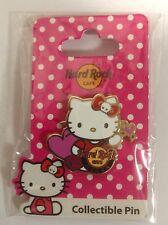 Hard Rock OSAKA Hello Kitty Love Pin Guitar Limited Edition ONLY 200 MADE