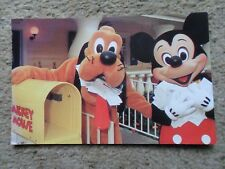.POSTCARD.DISNEY MICKEY UNLIMITED. POSTED 24.9.1998.SEE PICTURE.
