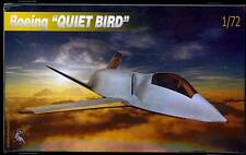 Unicraft Models 1/72 BOEING MODEL 853 QUIET BIRD Stealth Project