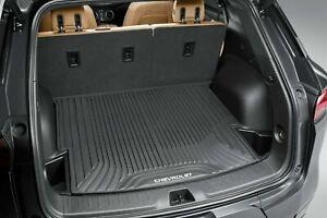 2019-2021 Chevrolet Blazer All Weather Cargo Mat 84148095 Black w/ Script OEM GM