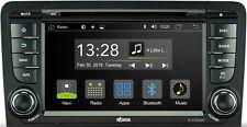 RADICAL R-C10AD1 für AUDI A3 8PA APP Android Auto Radio Navigation WiFi USB BT