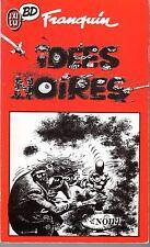 FRANQUIN IDEES NOIRES  POCKET BD 1986