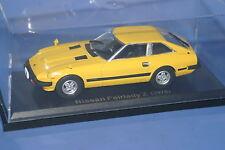 1978 NISSAN 280ZX Fairlady Z 2+2 Yellow 1/43 NOREV JAPAN