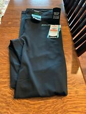 Bauer 37.5 Compression Fit Hockey Pants Poly Spandex Black Womens Small Nwt