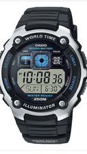 Casio  AE-2000W-1A AE-2000W  200m Sport Mens Watch AE2000
