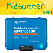 Victron BlueSolar MPPT Solar PV Charger 100V 50A 100/50 (12V / 24V 50A charge)