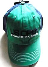 3X | U.S. Open '18 Backhand Save Cap (M) Green | Navy $90.00 | Qty 3
