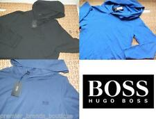 HUGO BOSS Cotton Plain Regular Size Hoodies & Sweats for Men