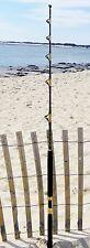 """Okiaya Composit 160-200Lb """"The Big Nasty"""" Saltwater Big Game Roller Rod"""