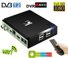 ^Lt Decoder DVB-T Android 4.4 Quad Core con DVR recorder, Internet tv XbMc IPTV