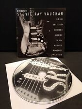 A TRIBUTE TO STEVIE RAY VAUGHAN (1996) CD