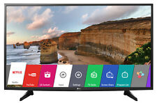 "New LG 49"" SMART LED HD 49LH576T TV USB Movie 1+1Yr LG IND Warranty"