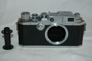 Canon 2d Vintage 1951 Japanese Rangefinder Camera. LEICA CLONE. 133126. UK Sale