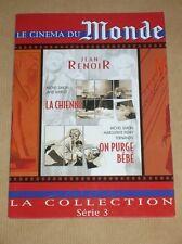 DVD / LA CHIENNE + ON PURGE BEBE / JEAN RENOIR / MICHEL SIMON / TRES BON ETAT
